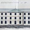 Projet de construction  d'une nouvelle prison militaire, rue du Cherche-Midi