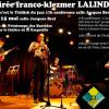 Conférence sur les Juifs incorporés au 652e GTE de Mauzac et concerts à Lalinde