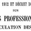 Héritage de la loi du 16 juillet 1912 : les plaques de contrôle spécial pour véhicules nomades