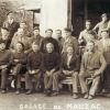 Espagnols et «Palestiniens» du 652e GTE à Mauzac