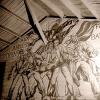 La 7e fresque de St-Sulpice la Pointe, enfin sortie de l'oubli