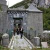 Visite du fort du Portalet à l'occasion des 7e rencontres historiques