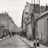 La maison de justice militaire de l'hôtel des Conseils de guerre, rue du Cherche-Midi