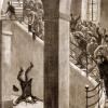 Suicide à la prison Saint-Paul de Lyon en février 1893