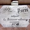 Casernement et administration militaire de la Place de Paris en 1830