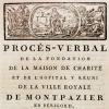 Barthélémy de la Borie du Pourteil, fondateur de l'hospice, l'hôpital et la filature de Monpazier