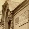 La démolition de l'hôtel des Conseils de guerre lors de l'ouverture du boulevard Raspail