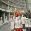 Confirmation dans la chapelle cellulaire de la Petite-Roquette en 1896