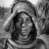 Rina Sherman : Les années Ovahimba… photographies et projet de publication