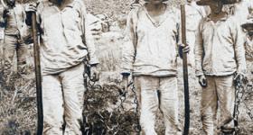 Antoine Marius Décugis, gracié en 1912 contre l'inoculation d'un sérum antipesteux