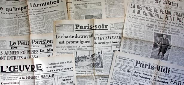 """Rubrique """"Quelques liens"""". Blog Histoire pénitentiaire et Justice militaire."""