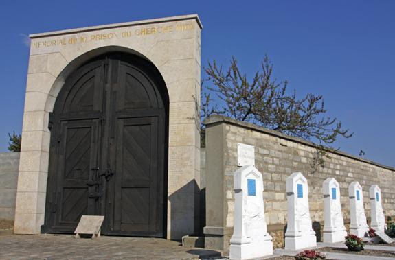 Mémorial du Cherche-Midi, esplanade du souvenir à Créteil.