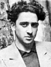 Portrait du peintre Boris Taslitzky, 1937.