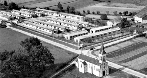 Camp Nord de Mauzac : prison militaire de Paris repliée, de novembre 1940 à mai 1945.