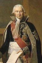 Jean-Baptiste de Nompère de Champagny, ministre de l'Intérieur sous le Premier Empire