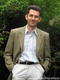 Éric Alary, docteur et agrégé d'histoire, spécialiste de l'histoire de l'Occupation en France
