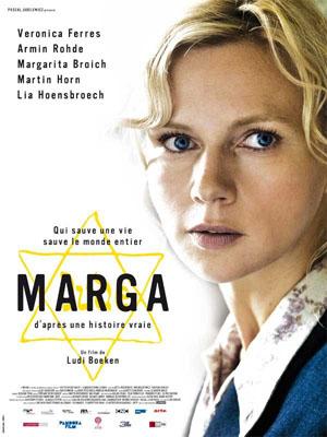 Affiche du film Marga du réalisateur Ludi Boeken, sortie le 16 juin 2010.
