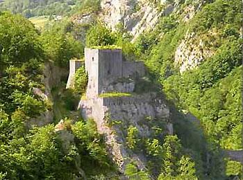 Le Fort du Portalet en vallée d'Aspe (Pyrénées Atlantiques)