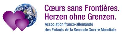Logo de l'Association Cœurs sans Frontières, Herzen ohne Grenzen