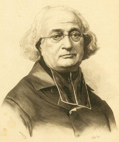 Abbé Crozes, aumônier du dépôt des condamnés de la prison de la Grande Roquette