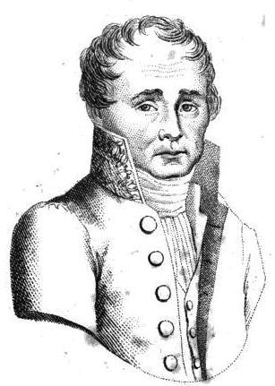 Jacques-Joseph Corbière, ministre de l'Intérieur de 1821 à 1828.