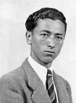 Portrait de Pierre Bertaux