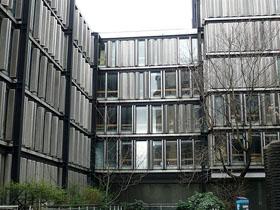 Bâtiment de la Maiosn des Sciences de l'Homme, 38 rue du Cherche-Midi