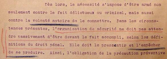 Circulaire d'application du décret-loi du 18 novembre 1939. Page 3