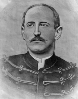 Capitaine Alfred Dreyfus, 1895.