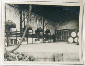 Usine des Carburants, Gironde, Génie de la 18e Région militaire.