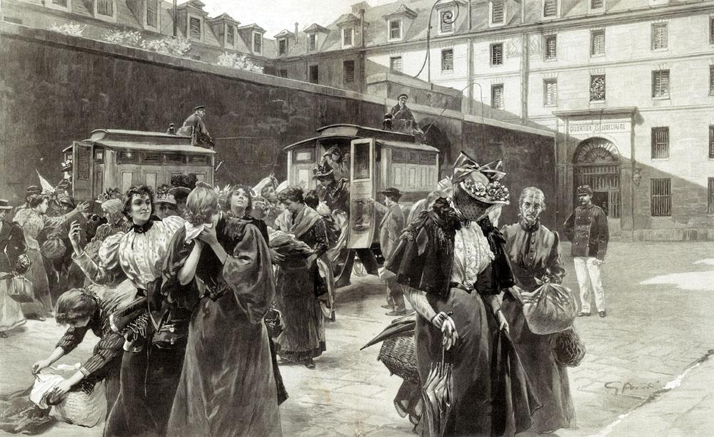 Sur les pas de Georges Brassens : Madeleine, Louvre et Cherche-Midi