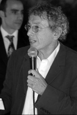 """Alain Michel, historien, auteur de """"Vichy et la Shoah –Enquête sur le paradoxe français""""."""