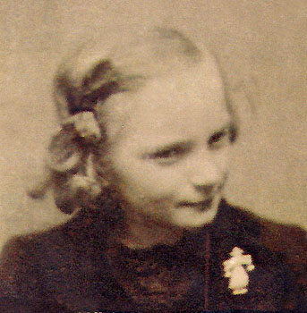 Ruth Danner enfant deviendra présidente du CETJAD