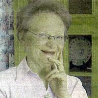 Ruth Danner, présidente du CETJAD