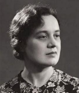 Agnès Humbert, membre du réseau du Musée de l'Homme, internée au Cherche-Midi en 1941.