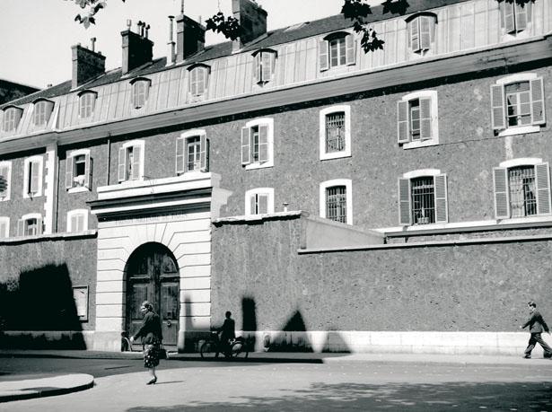 La prison militaire de Paris, 38 rue du Cherche-Midi.