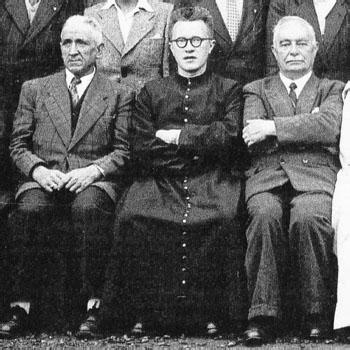 Abbé Jacques Lopez, qui intervint en faveur du rabbin Ansbacher, interné au camp de Gurs