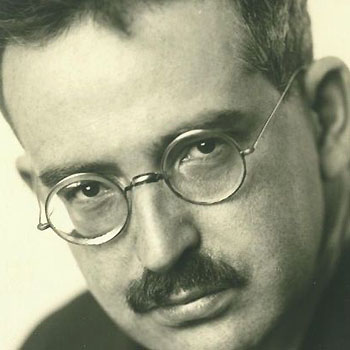 Walter Benjamin, philosophe allemand antifasciste.