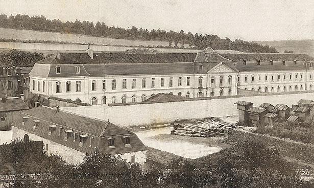 La Maison pénitentiaire de Clairvaux – Les dortoirs. L'Illustration du 1er mars 1890.
