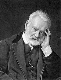 Victor Hugo vers 1875.