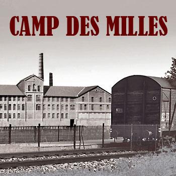 Camp des Milles, septembre 2012