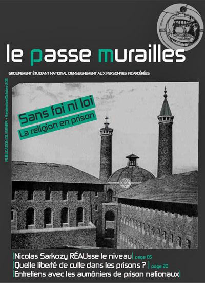 """""""Sans foi ni loi – La religion en prison"""", Le Passe-Murailles n° 32"""
