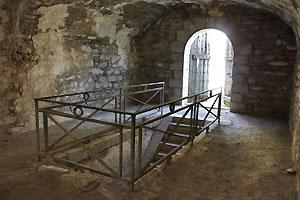 Le Fort du Portalet à Urdos, prison d'État.