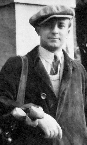 Adolf Hoffmeister en 1926.
