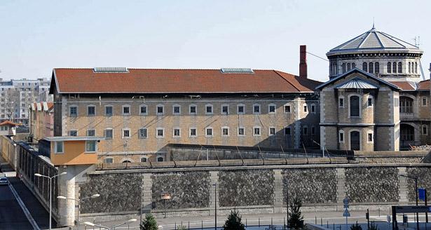 Ancienne prison Saint-Paul de Lyon.