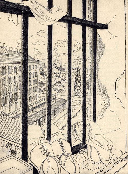« La cage aux hommes », Ralph Soupault, Fresnes, reportage d'un témoin, 1947.