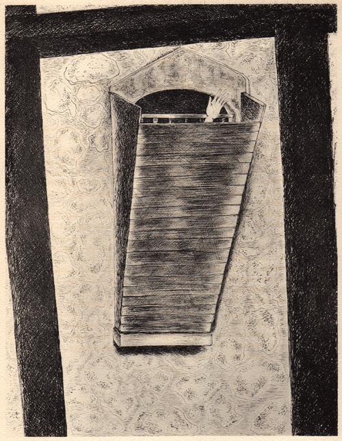 « Une main de femme », Ralph Soupault, Fresnes, reportage d'un témoin, 1947.