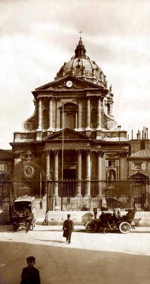 Hôpital du Cal de Grâce, Paris