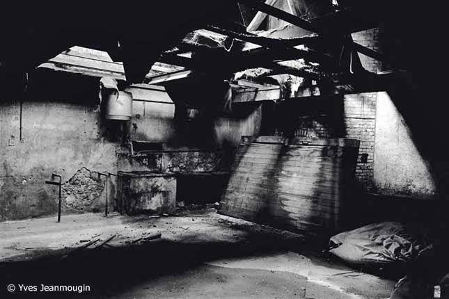 """Camp des Milles, photo Yves Jeanmougin, auteur du portfolio """"Mémoire du camp des Milles 1939-1942"""""""