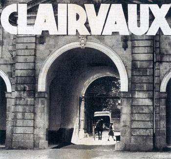 Entrée de la maison centrale de Clairvaux, Police Magazine N° 330 du 21 mars 1937, coll. J. Tronel